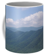 Appalachian Forest Ridge Coffee Mug