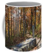 Appalachian Trail In Shenandoah National Park Coffee Mug