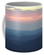 Appalachian Twilight Panorama Coffee Mug