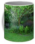 Apple And Fern Coffee Mug