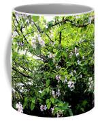 Apple Blossom Digital Painting Coffee Mug