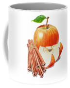 Apple Cinnamon Coffee Mug