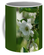 Apple Flowers Coffee Mug
