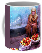 Apple Seller Coffee Mug
