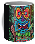 Apple Tini Tiki  Coffee Mug
