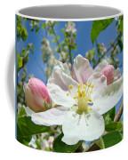 Apple Tree Blossom Art Prints Springtime Nature Baslee Troutman Coffee Mug