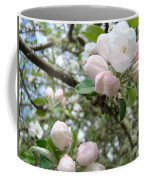 Apple Tree Blossoms Art Prints Apple Blossom Buds Baslee Troutman Coffee Mug