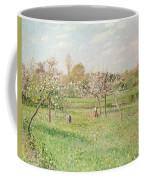 Apple Trees At Gragny Coffee Mug