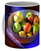 Apples And Pears Coffee Mug