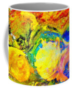 Apples And Sunshine Coffee Mug