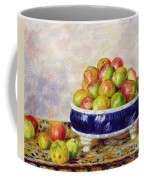 Apples In A Dish Coffee Mug