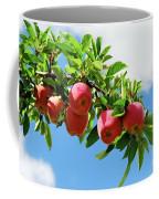 Apples On A Branch Coffee Mug