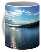 Approach To Stockholm Coffee Mug