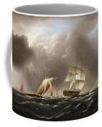 Approaching Squall Coffee Mug
