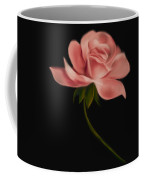 Apricot Beauty Rose Coffee Mug