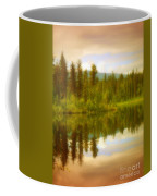 Apricot Reflections Coffee Mug