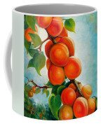 Apricots In The Garden Coffee Mug