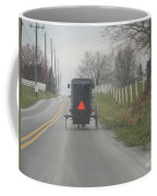 April Afternoon Buggy Ride Coffee Mug