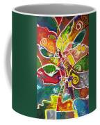 April Bouquet Coffee Mug