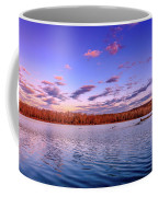 April Evening At The Lake Coffee Mug