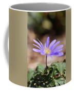 April Grecian Wind Flower  Coffee Mug