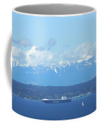 April Sail Coffee Mug