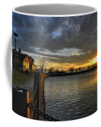 April Sunsets Coffee Mug
