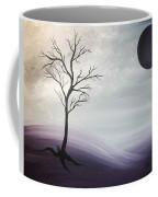 Aproaching Coffee Mug