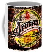 Apuaha Beer Sign Coffee Mug