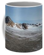 Apusiaquik Glacier Greenalnd Pano 7334-7351 Coffee Mug