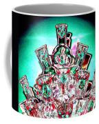 Aqua Bella Coffee Mug
