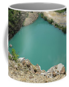 Aqua Gem Coffee Mug