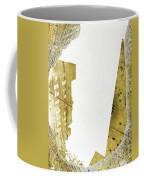 Aqua Metallic Series Together Apart Coffee Mug