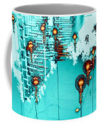 Aqua Reflections Coffee Mug