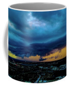 Aqua Skies Coffee Mug