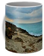 Aqua Surf Coffee Mug