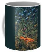 Aquarium 2 Coffee Mug by James W Johnson