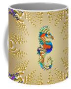 Aquarium Glow Umber Coffee Mug