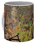 Aquarium Reflections Coffee Mug