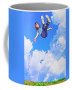 Aquarius Rising Coffee Mug