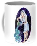 Aquarius Water Bearer Coffee Mug