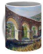 Aqueduct Near Pedraza Coffee Mug