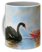 Aqueous Blossom  Coffee Mug