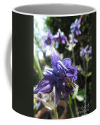 Aquilegia -  Columbine Coffee Mug