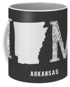 Ar Home Coffee Mug by Nancy Ingersoll