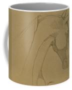 Arab Portrait Coffee Mug by Jani Freimann