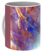 Australian Desert From Space Coffee Mug