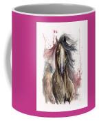 Arabian Horse 2013 10 15 Coffee Mug