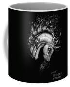 Arabian Unicorn 2 Coffee Mug