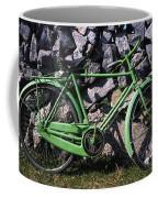Aran Islands, Co Galway, Ireland Bicycle Coffee Mug